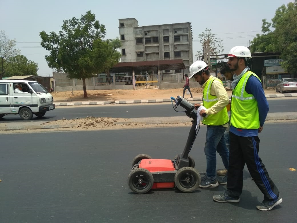 utility mapping using GPR_Lea
